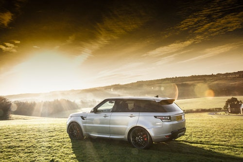 2016 Range Rover Sport 3.0 SD V6 HSE SOLD (picture 2 of 6)