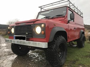 Picture of 2004 Land Rover Defender 110, Td5, Great example! SOLD