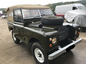 Picture of 1971 Land Rover Series 2a, Soft top, Recent respray SOLD