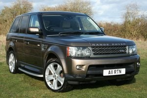 Picture of 2011 Range Rover Sport 3.0 TDV6 HSE Luxury Auto SOLD