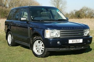 Picture of 2004 Range Rover 3.0 TD6 Vogue Auto SOLD