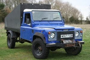 Picture of 1995 Land Rover Defender 130 300 TDI Pick Up SOLD