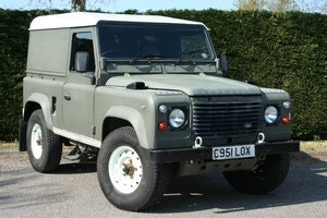 Picture of 1986 Land Rover Defender 90 Ex MOD 300 TDI SOLD