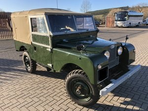 Picture of 1953 Land Rover Series 1 86 SOLD