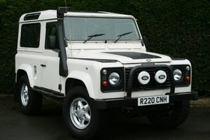 Picture of 1997 Land Rover Defender 90 300 TDI SOLD