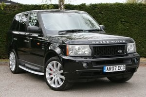 Picture of 2007 Range Rover Sport 2.7 TDV6 HSE Auto SOLD