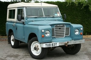 Picture of 1979 Land Rover Series 3 88 SOLD