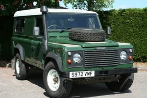 Picture of 1998 Land Rover Defender 110 300 TDI Ex MOD SOLD