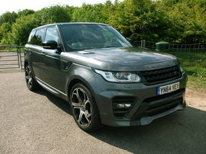 Picture of 2014 RangeRover Sport Overfinch SDV8 SOLD