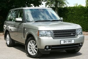 Picture of 2011 Range Rover 4.4 TDV8 Vogue Auto SOLD