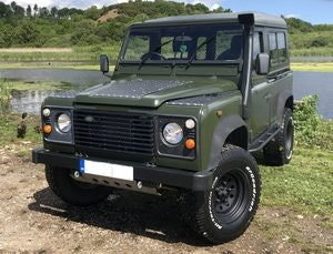 Picture of 1993 Land Rover Defender 90, 200Tdi, Galvanised chassis, 6 seater SOLD