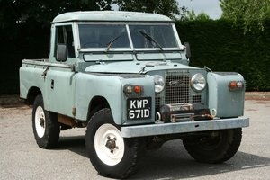 Picture of 1966 Land Rover Series 2a 88 SOLD