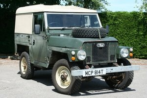 Picture of 1972 Land Rover Lightweight 2.25 Petrol Hard Top SOLD