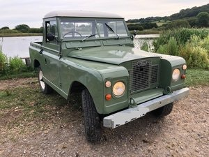 Picture of 1970 Land Rover Series 2a - Original one used in Peter Rabbit 2!! SOLD