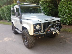 2006 LHD LAND ROVER DEFENDER 90 TD5 COUNTY For Sale (picture 9 of 12)