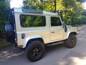2006 LHD LAND ROVER DEFENDER 90 TD5 COUNTY For Sale (picture 2 of 12)