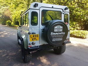 2006 LHD LAND ROVER DEFENDER 90 TD5 COUNTY For Sale (picture 3 of 12)
