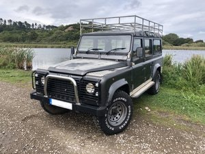 Picture of 1984 Land Rover Defender 110, Automatic, Galvanised chassis SOLD
