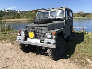 Picture of 1979 Lightweight Land Rover, 200Tdi, Galvanised chassis SOLD