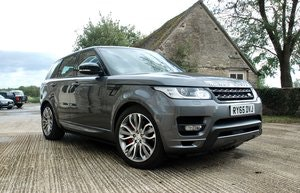 Picture of 2016 RANGE ROVER SPORT 4.4 SDV8 AUTOBIOGRAPHY DYNAMIC For Sale