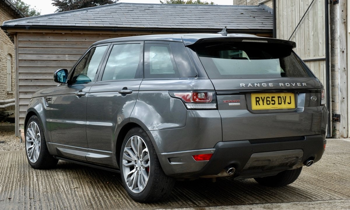 2016 RANGE ROVER SPORT 4.4 SDV8 AUTOBIOGRAPHY DYNAMIC For Sale (picture 3 of 6)