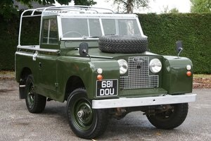 Picture of 1962 Land Rover Series 2a 88 SOLD