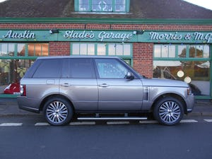2012 Range Rover Autobiography Ultimate Edition For Sale (picture 1 of 5)