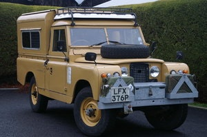 Picture of 1965 Land Rover Series 2a 109 SOLD