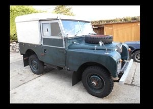 Picture of 1958 Land Rover Series 1, Barn find, Undergoing restoration For Sale