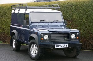 Picture of 2005 Land Rover Defender 110 TD5 Hard Top SOLD