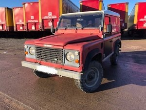 Picture of 1992 Land Rover Defender 90, 200Tdi, Galvanised chassis SOLD