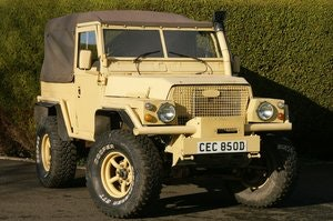 Picture of 1966 Land Rover Hybrid 200 TDI - Galvanised Chassis SOLD