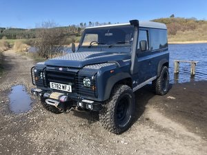 Picture of 1987 Land Rover Defender 90 hardtop rebuilt on galvanised chassis SOLD