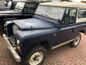 Picture of 1978 Land Rover Series 3 2.25 d **Galvanised chassis & bulkhe SOLD