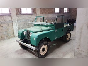 1954 Land Rover Serie 1  (88)  1957  Petrol For Sale (picture 1 of 12)