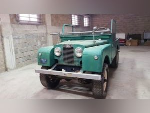 1954 Land Rover Serie 1  (88)  1957  Petrol For Sale (picture 3 of 12)