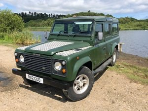 Picture of 1997 Land Rover Defender 110 300tdi 9 seater SOLD