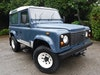 Land Rover 90 2.5 TD County Station Wagon