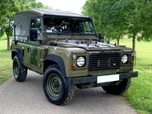1998 Defender 90 300 TDI MOD WOLF SOFT - HARD TOP For Sale (picture 1 of 6)