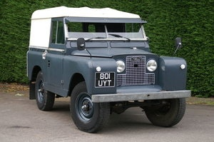 Picture of 1963 Land Rover Series 2 88 SOLD