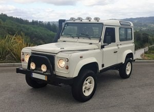 Picture of 2000 Land Rover Defender TD5  For Sale