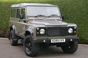 Picture of 1998 Land Rover Defender 110 CSW 300 TDI SOLD