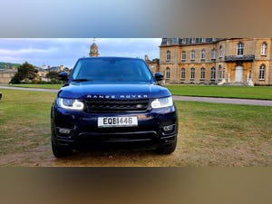 2013 (63) LHD RANGE ROVER SPORT, 3.0SDV6,LEFT HAND DRIVE For Sale (picture 2 of 6)