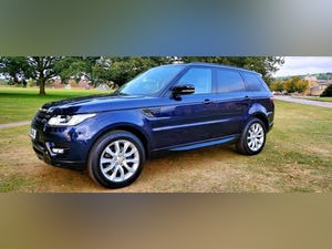 2013 (63) LHD RANGE ROVER SPORT, 3.0SDV6,LEFT HAND DRIVE For Sale (picture 3 of 6)
