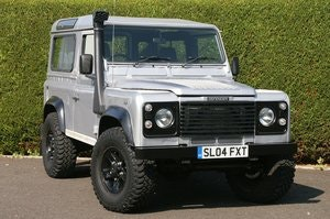 Picture of 2004 Land Rover Defender 90 TD5 County Station Wagon SOLD