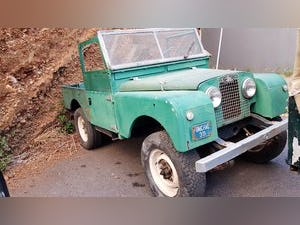 1954 Land Rover Serie 1  (88)  1957  Petrol For Sale (picture 4 of 12)