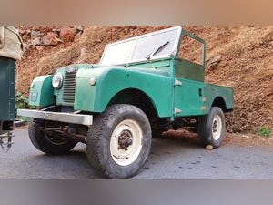 1954 Land Rover Serie 1  (88)  1957  Petrol For Sale (picture 5 of 12)