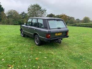 1993 Range Rover 3.9 Vogue SE in Westminster Grey For Sale (picture 3 of 11)