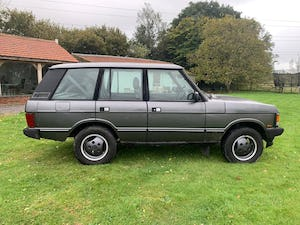1993 Range Rover 3.9 Vogue SE in Westminster Grey For Sale (picture 4 of 11)