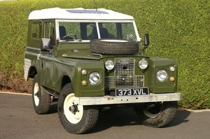 Picture of 1958 Land Rover Series 2 88 SOLD